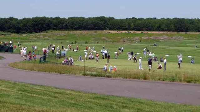 Photo from the 2012 Travelers Championship