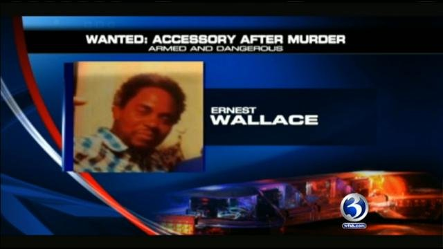 Police are looking for Ernest Wallace