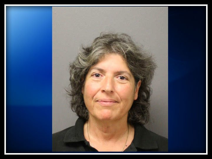 The following photo of Karen Lombardi was provided by the Woodbridge Police Department.