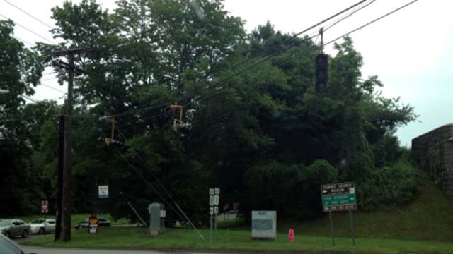 Old Lyme power outage