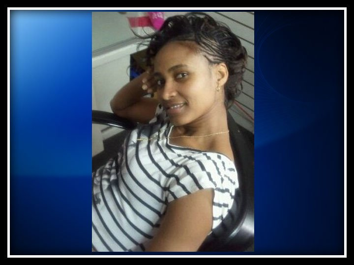 The following photo of Meskerem Legesse was  provided by her friends.