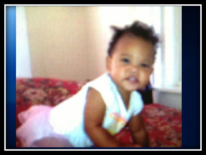 The following photo of Azryrah Rhoden was provided by the New Haven Police Department.