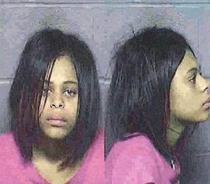 Keyara McGhee was missing from Hartford.