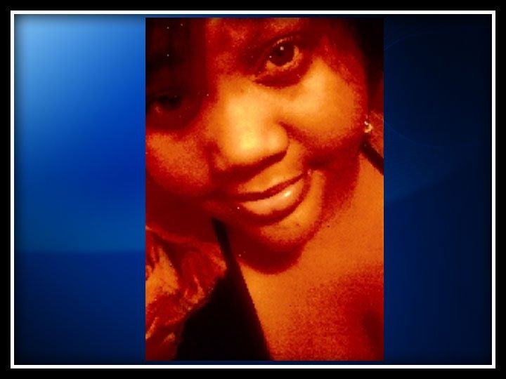 The following photo of Danyelle Hutchison was provided by the New Haven Police Department.
