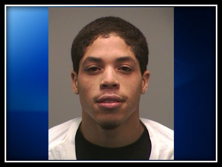 The following photo of Carmine Watkins was provided by the New Haven Police Department.