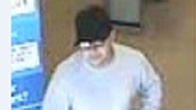 The following photo of possible suspect was provided by the Greenwich Police Department.