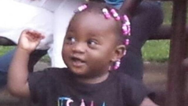 Tyasia Allen died Thursday