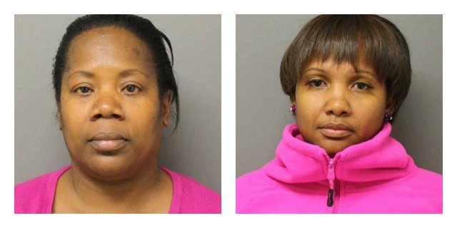 The following photos of Betty Dasher-Wood and China Byrd were provided by the Woodbridge Police Department.