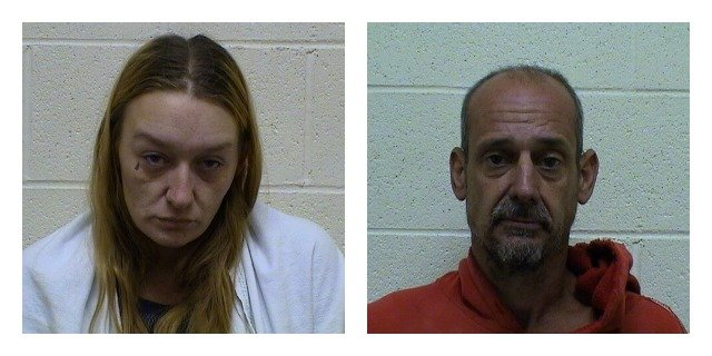 The following photos of Amber LeBlanc and Craig Donaghy were provided by the Torrington Police Department.