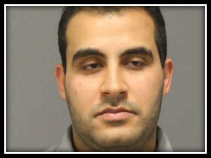 The following photo of Morsy Elzawawy was provided by the Farmington Police Department.