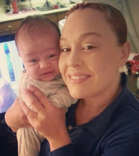 Picture of two month old Jovanni Browne provided by his mother