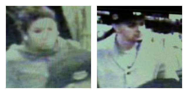 The following photo of possible suspect were provided by the Waterford Police Department.