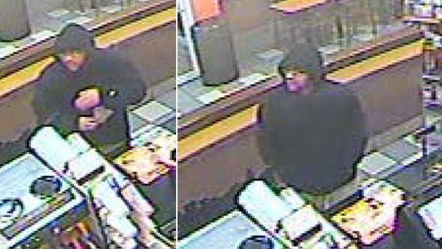 The following photo of possible suspect was provided by the Southington Police Department.