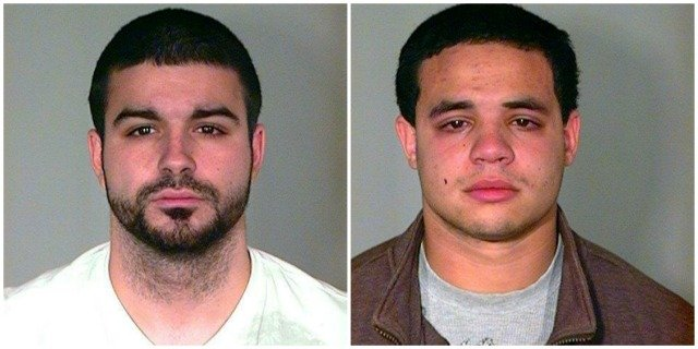 The following photos of Marcus Delgado and Jaden Alvarez were provided by the New London Police Department.