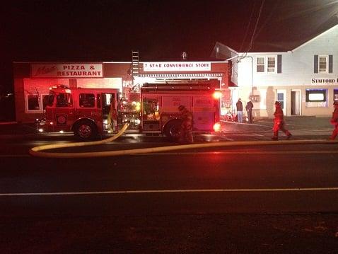 Fire Damages Bristol Convenience Store Wbtv Charlotte
