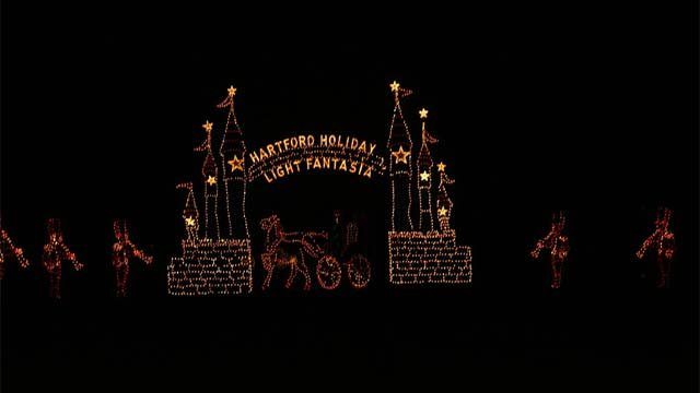 Photo: Holiday Light Fantasia