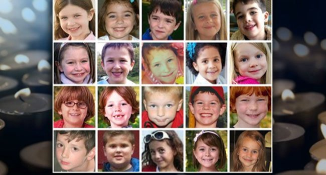 The following photos are of the 20 children who lost their lives at Sandy Hook Elementary School on Dec. 14, 2012.
