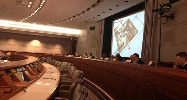 Sandy Hook Advisory Commission (file photo)