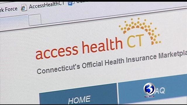 Access Health CT Website