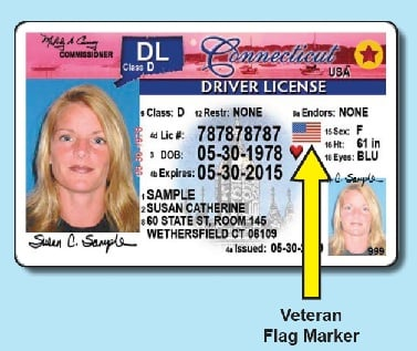 DMV, Malloy promote military license options - WFSB 3 Connecticut