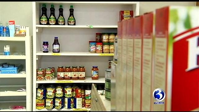 plymouth community food bank in need food supplies