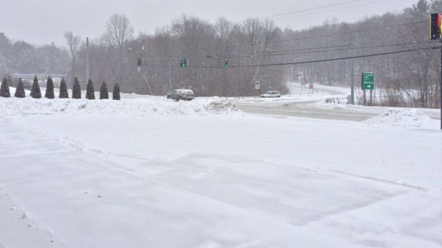 The following photo was taken near Winsted Road in Torrington CT Winsted Road.
