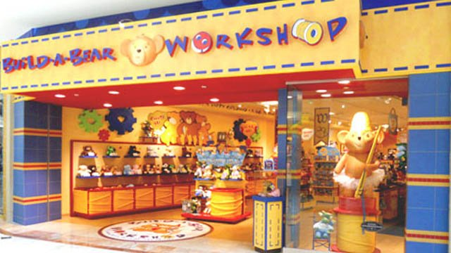 Build-a-Bear Workshop in Westfarms mall to close Feb. 23. (shopwestfarms.com photo)