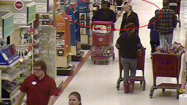 Enfield Police released surveillance pictures of two persons of interest on Feb. 4.