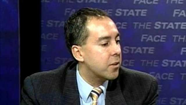 George Gallo when he was on Face the State in 2006.