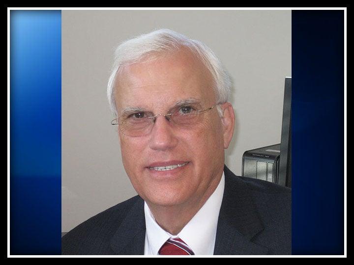 Former dean David Woods. (UConn photo)