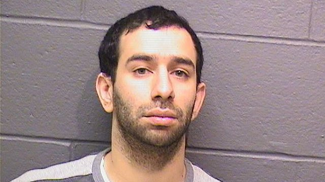 Steven Bucchieri was arrested for supplying alcohol to a student, police said. (Southington police photo)