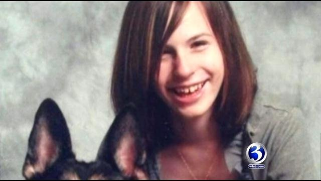 Justina Pelletier's father said he was fighting to make sure no other families go through what he did. (WFSB photo)