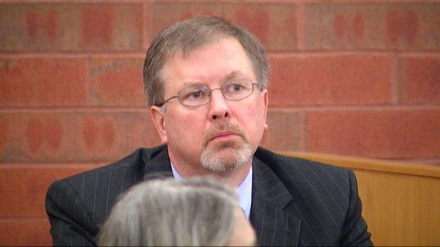 Robert Koistinen sued state police. (WFSB photo)