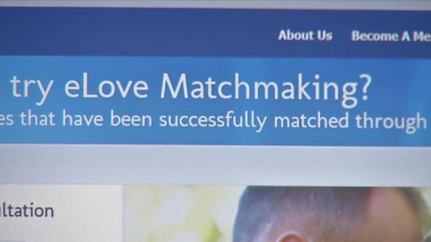 A Connecticut woman said she's suing the dating website elove.com. (WFSB photo)