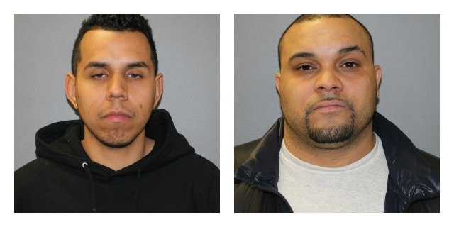 The following photos of Jorge Hidalgo and James Luna were provided by the Hamden Police Department.