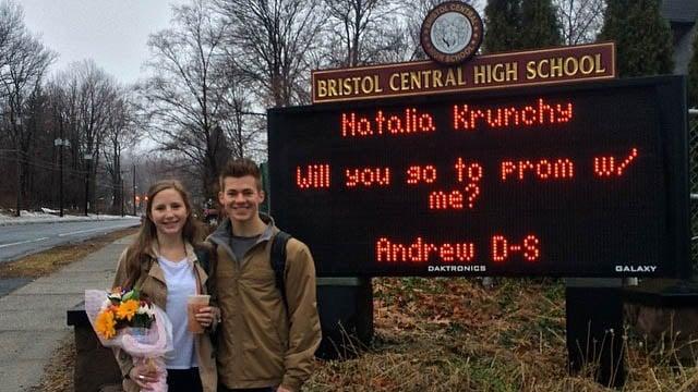 "She said ""yes."" (iWitness photo)"