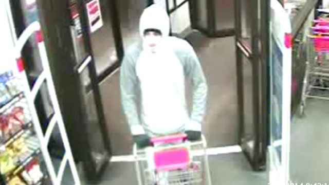 The following photo of possible suspect was provided by the Manchester Police Department.