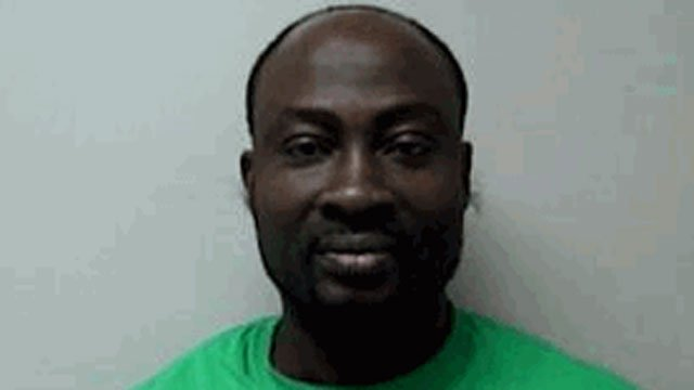 The following photo of Emmanuel Addo was provided by the Manchester Police Department.