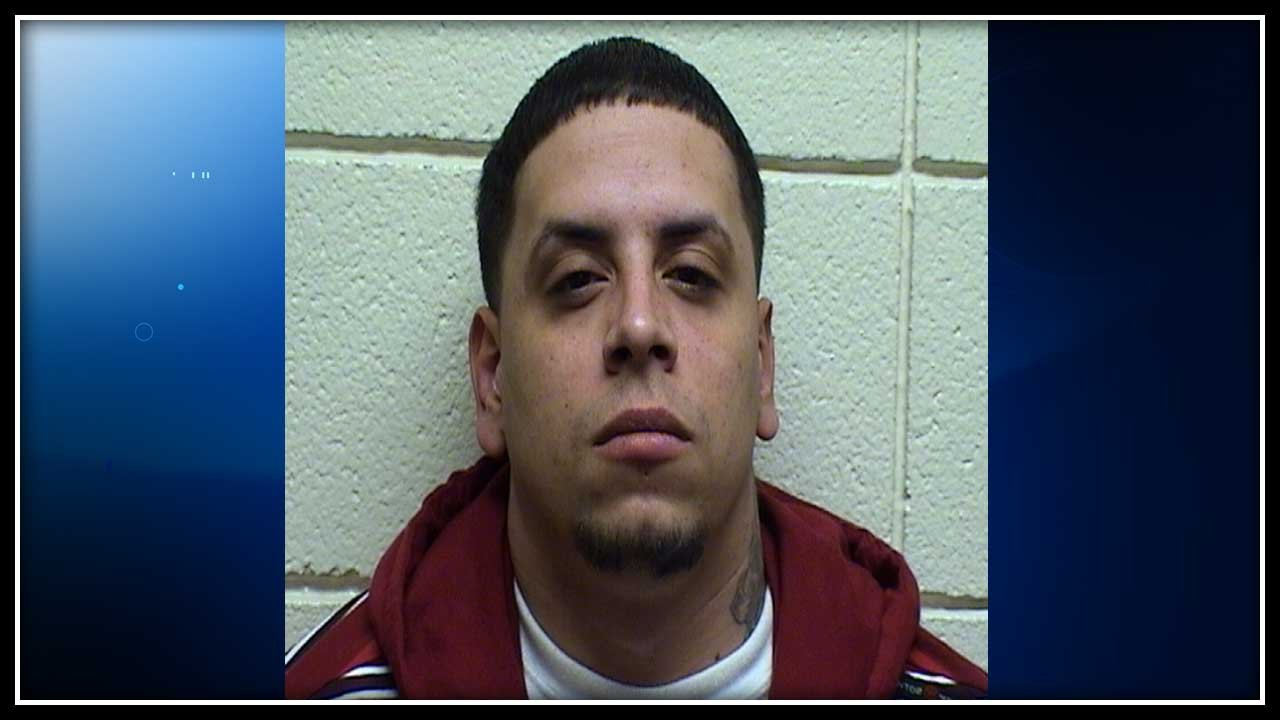 Nelson Rivera was arrested for a 2010 furniture truck burglary, police said. (South Windsor police photo)