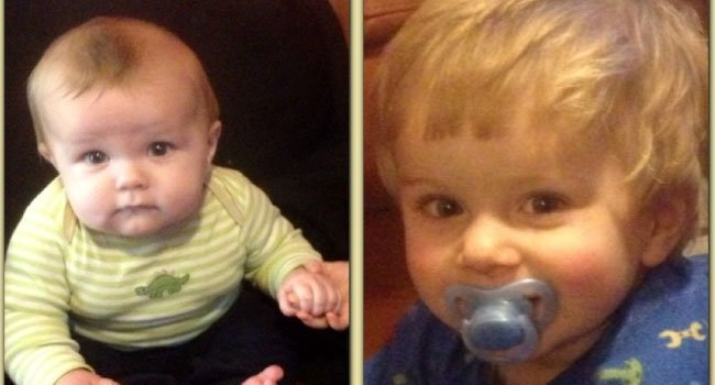 The following photo of Ashton and Alton Perry was provided by their family members.