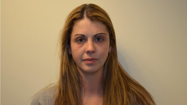 Angela Grasso was charged with murder Thursday. (West Hartford police photo)