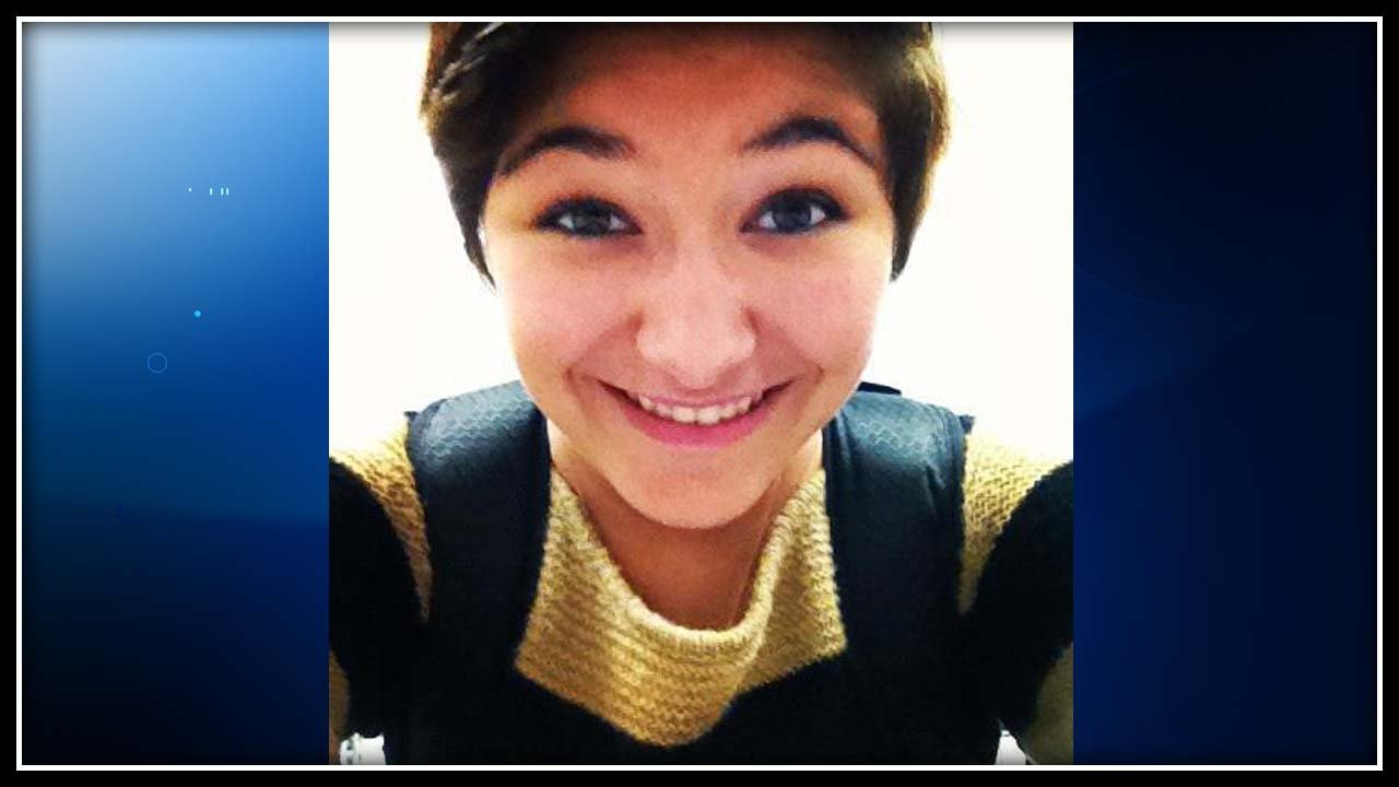 School officials and friends identified the victim as Maren Sanchez. (Facebook photo)