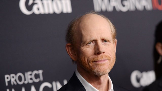 "Ron Howard attends the global premiere of Canon's ""Project Imaginat10n"" Film Festival at Alice Tully Hall on Thursday, Oct. 24, 2013 in New York. (Photo by Evan Agostini/Invision/AP)"