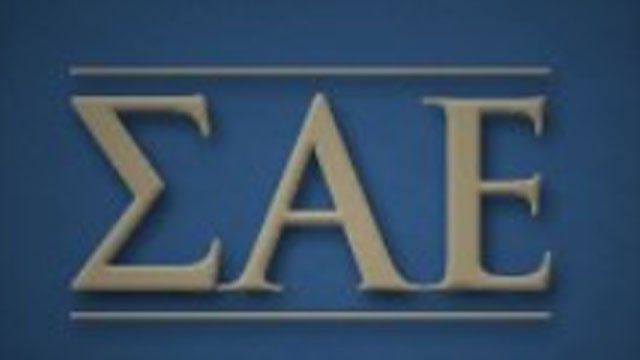 The logo of Sigma Alpha Epsilon from its national website.