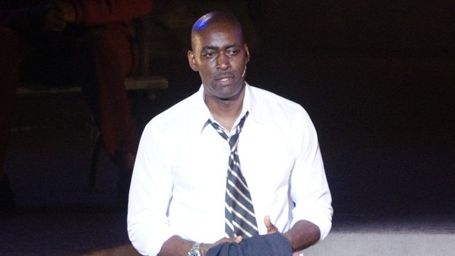 'Shield' actor Michael Jace was accused of shooting and killing his wife. (AP photo)