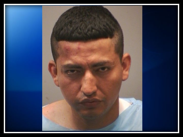 The following photo of Wilman Carrasco was provided by the New Haven Police Department.