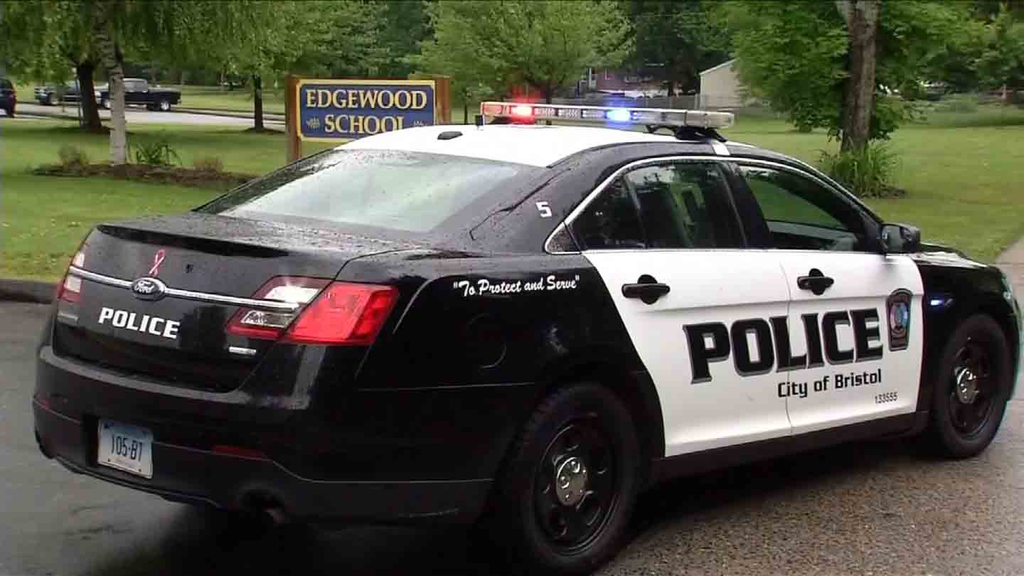 The Edgewood School in Bristol was one of the schools that experienced a threat. (WFSB photo)