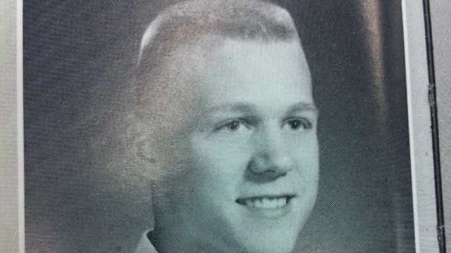 The following photo of Jeff Millea was provided by the 1995 Shelton High School yearbook.