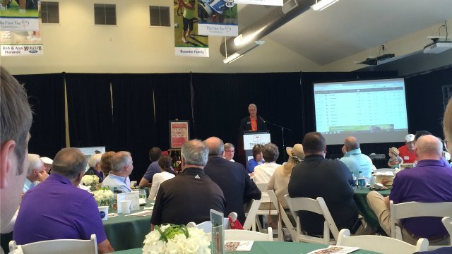 First Tee of Connecticut Annual Donor Breakfast was well-attended on Saturday morning.