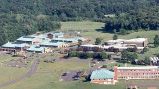 Albert J. Solnit Psychiatric Center (Photo Courtesy: Department of Children and Families website)